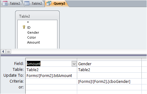 Using recordset in Append query  - Access World Forums