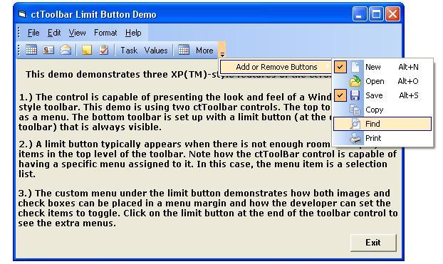 Making a dropdown menu bar? Possible? - Access World Forums