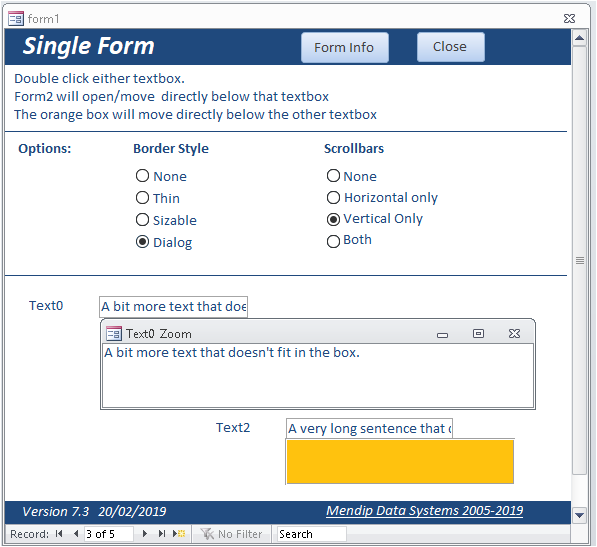 Accurately locate/move forms & controls - Access World Forums